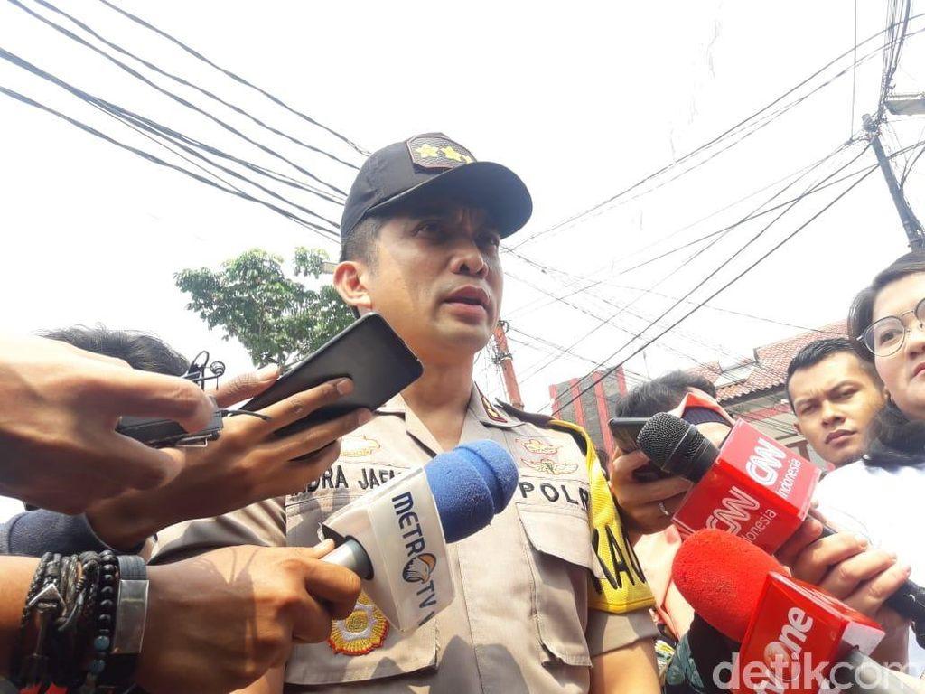 Polisi Kantongi Identitas Sopir Rubicon yang Tabrak Panitia Lomba Maraton