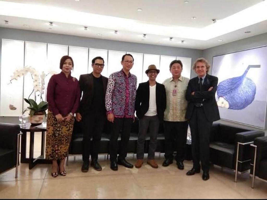 Deep Skin - Skin Deep, Pameran Tunggal Gusmen Heriadi di Jakarta