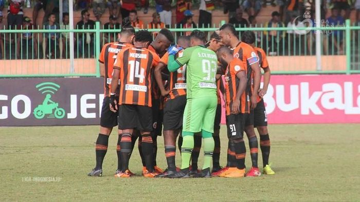 Perseru Serui akan bernama Perseru Badak Lampung FC di Liga 1 2019 (Liga Indonesia)