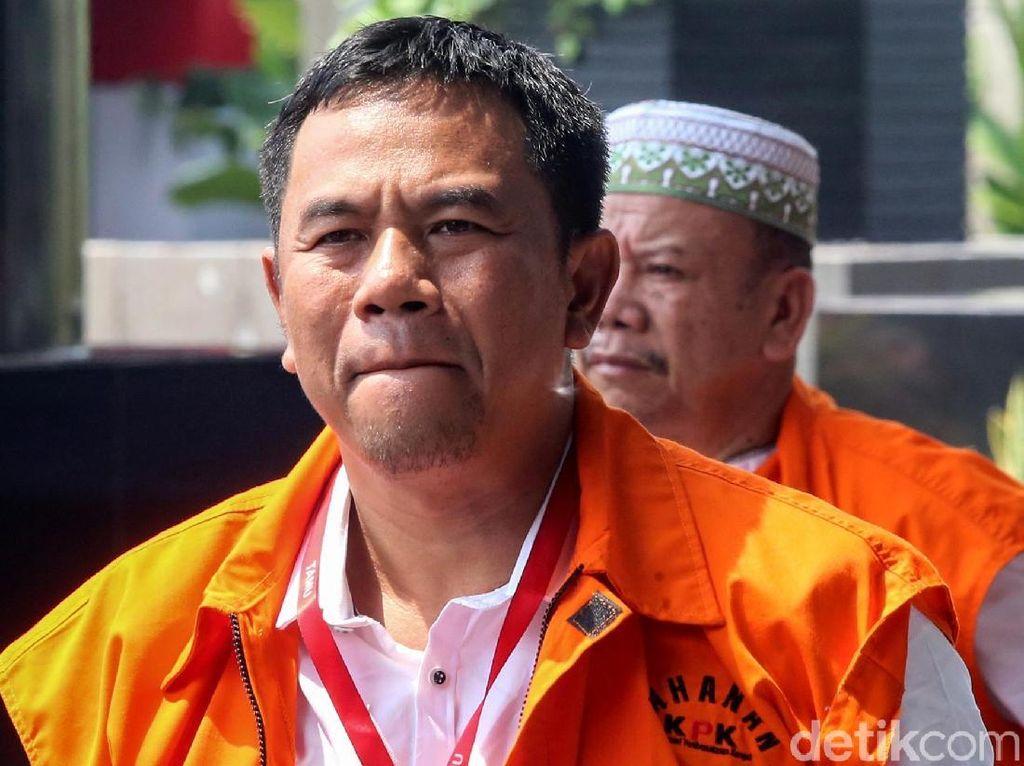 Pemeriksaan Lanjutan Mantan Wakil Bupati Malang Ahmad Subhan