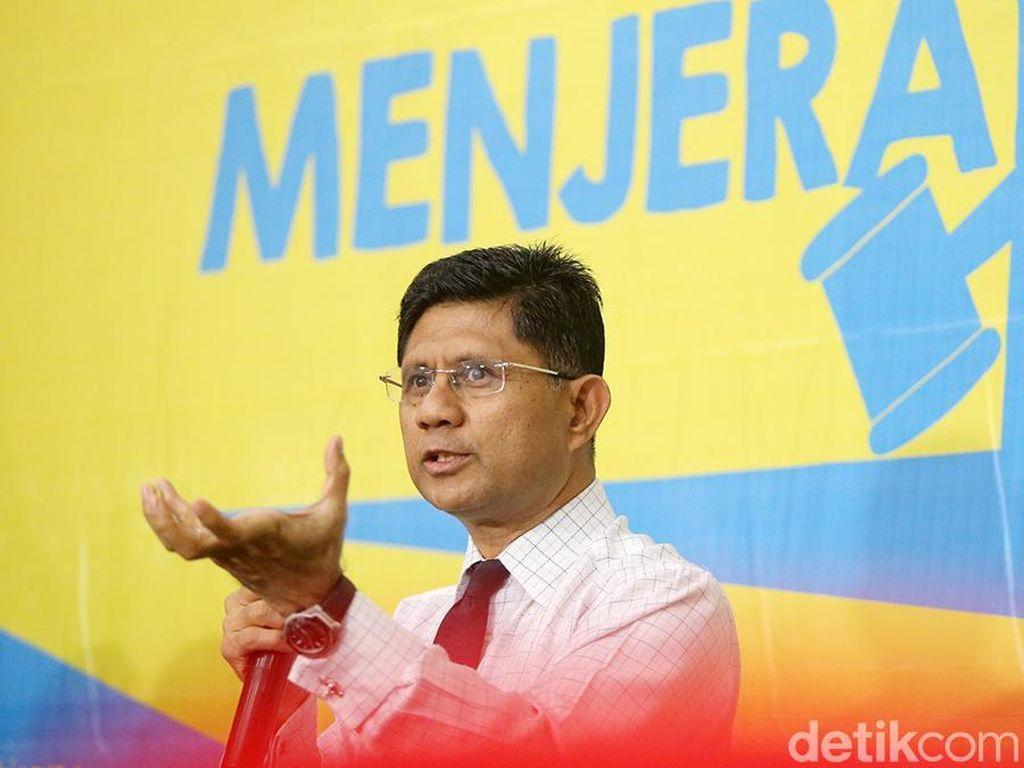 Dana Infrastruktur Rp 4.000 Triliun, KPK Beri Perhatian Khusus