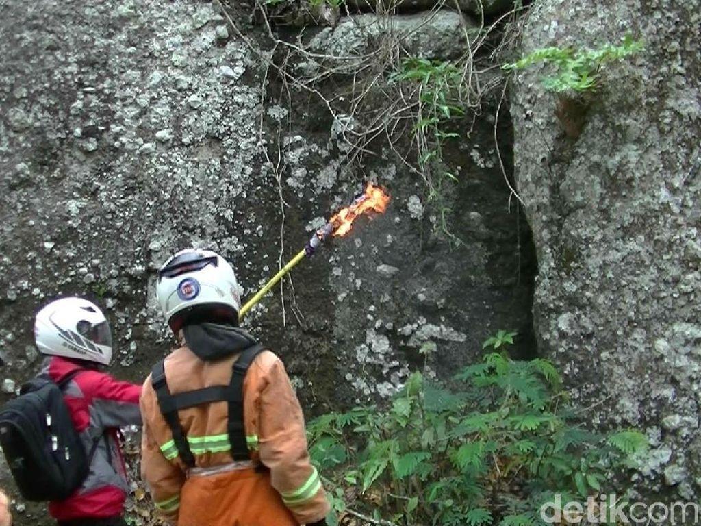 Pendakian di Gunung Api Purba Nglanggeran Dibuka Lagi Besok