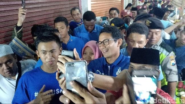 Reaksi Sandiaga soal Dahnil Dipanggil Polisi untuk Kasus Dana Kemah