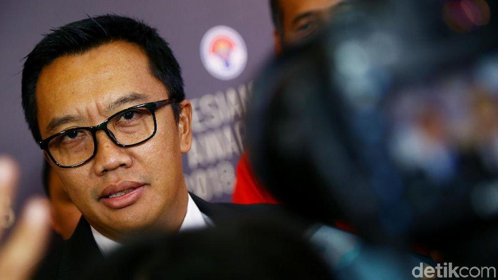 Menpora Siap Diperiksa terkait Kasus Penyimpangan Dana Kemah, Tapi...