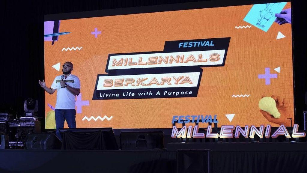 Festival Millennials Berkarya