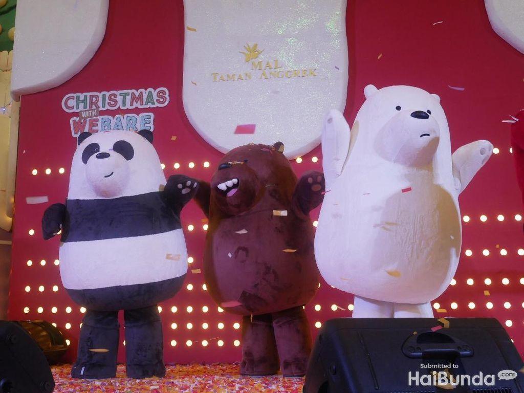 Mari Bersenang-senang Bersama 3 Beruang Lucu We Bare Bears