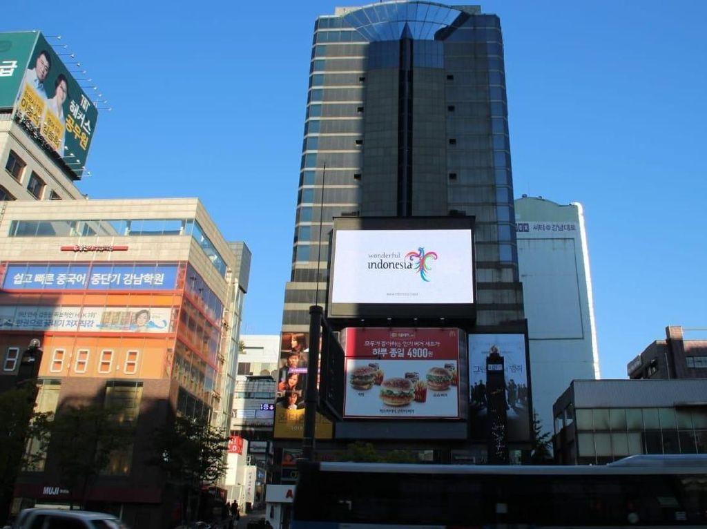 Wonderful Indonesia Mejeng di Korea Selatan