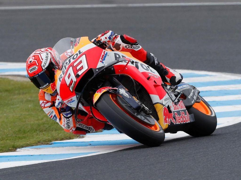 Wah, Marquez Tak Pakai Nomor 93 di MotoGP 2019