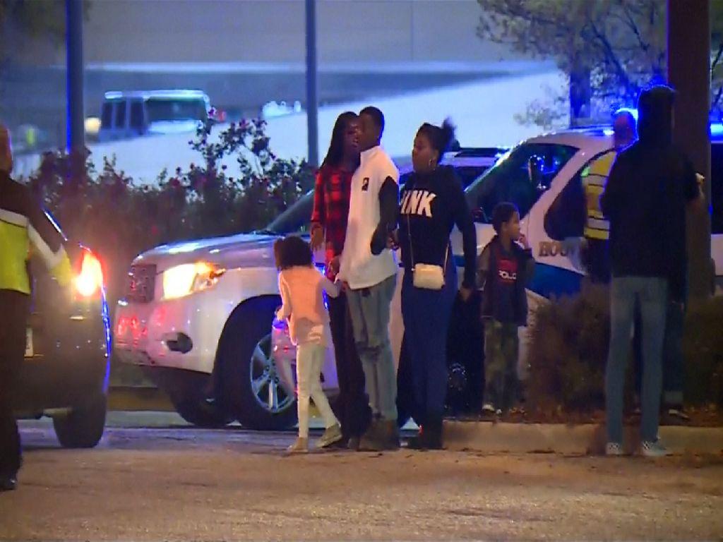 Detik-detik Menegangkan Penembakan Black Friday Alabama
