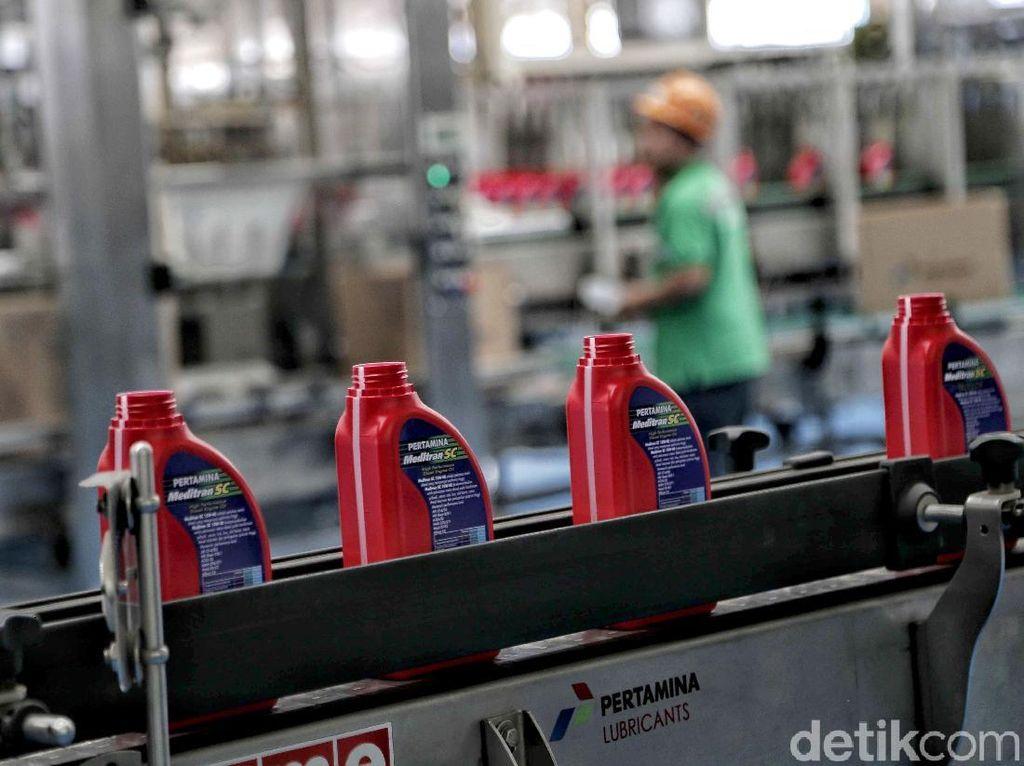 Masih Banyak Oli Tak Sesuai Standar Dijual di Indonesia