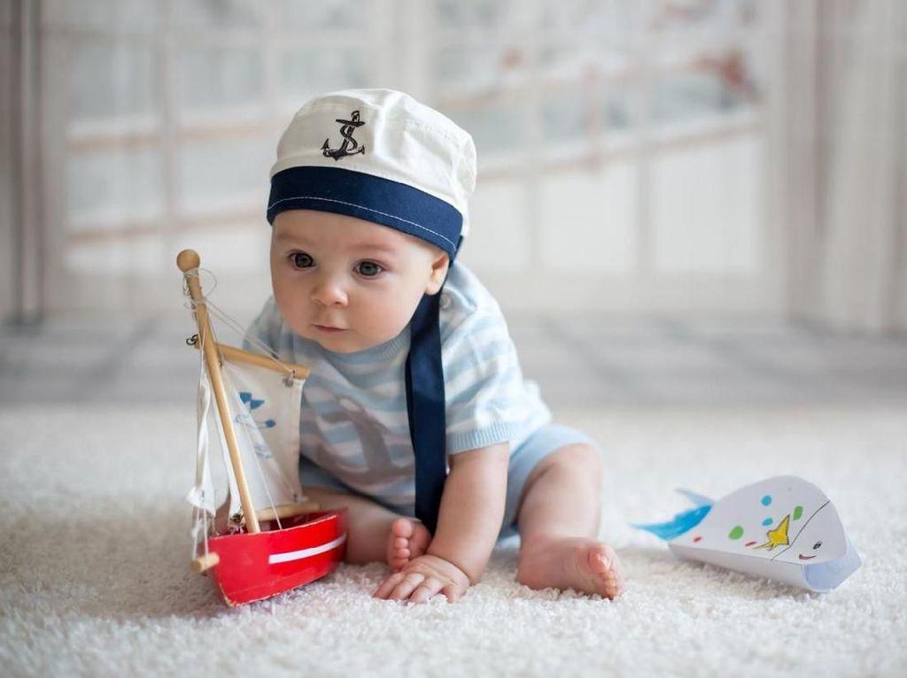 40 Nama Bayi Bertema Bahari dan Pelaut Pemberani