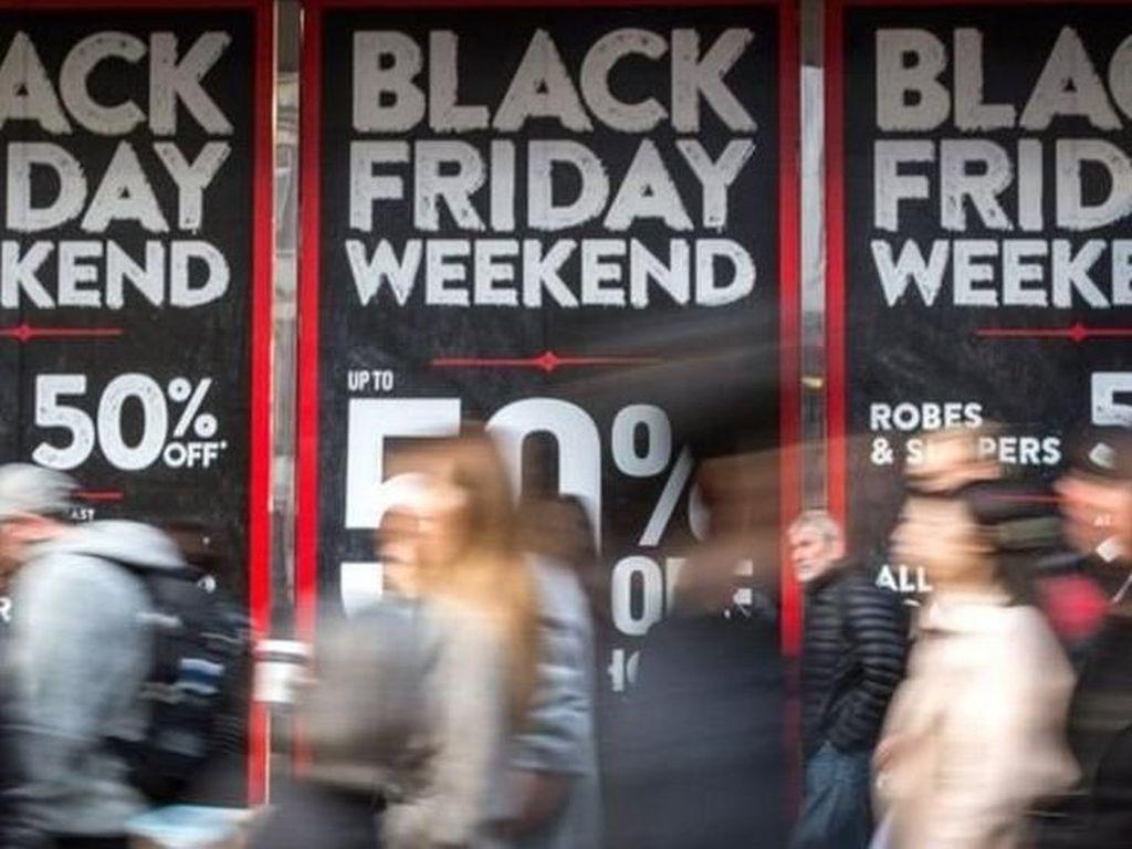 Jelang Black Friday, Pusat Perbelanjaan di Jepang hingga AS Tutup