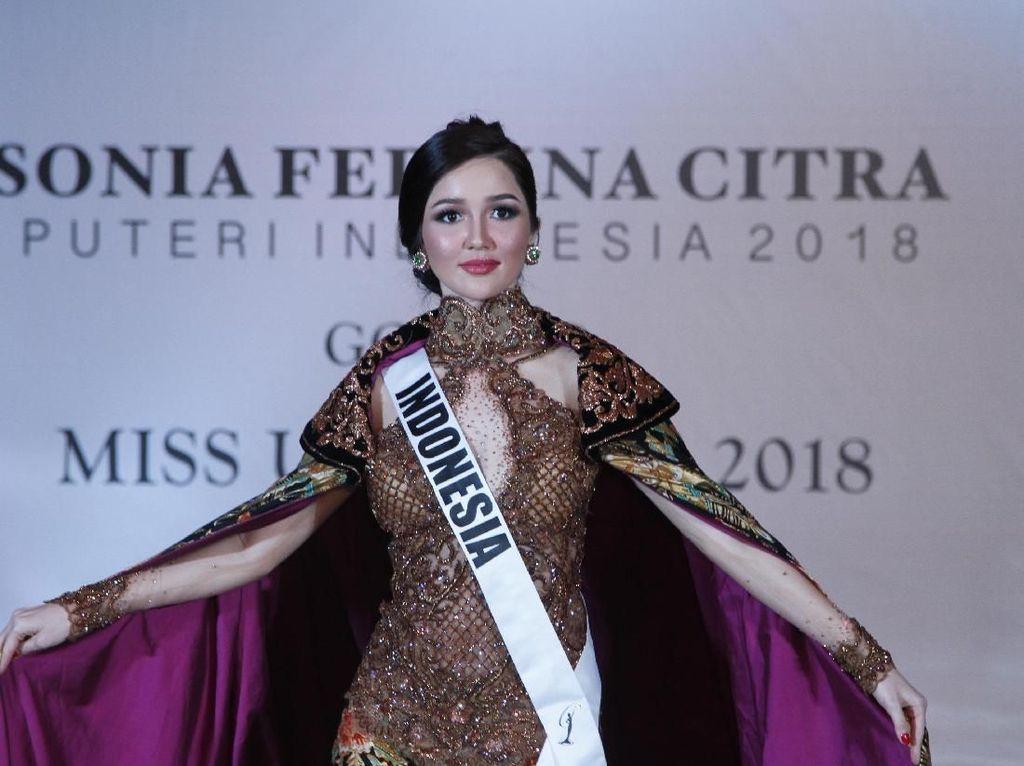Soal Puteri Indonesia Berbikini di Miss Universe, Ini Kata Sonia Fergina