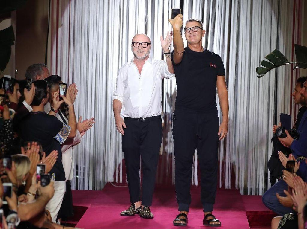 7 Momen Kontroversial Desainer Dolce & Gabbana