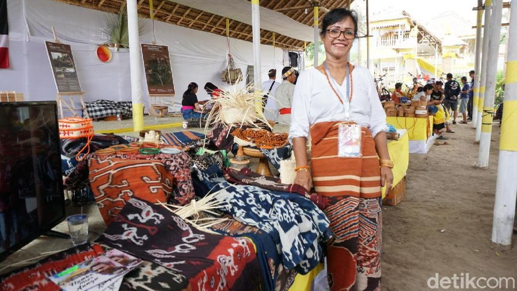 Potret Seru Karangasem World Cultural Festival di Bali