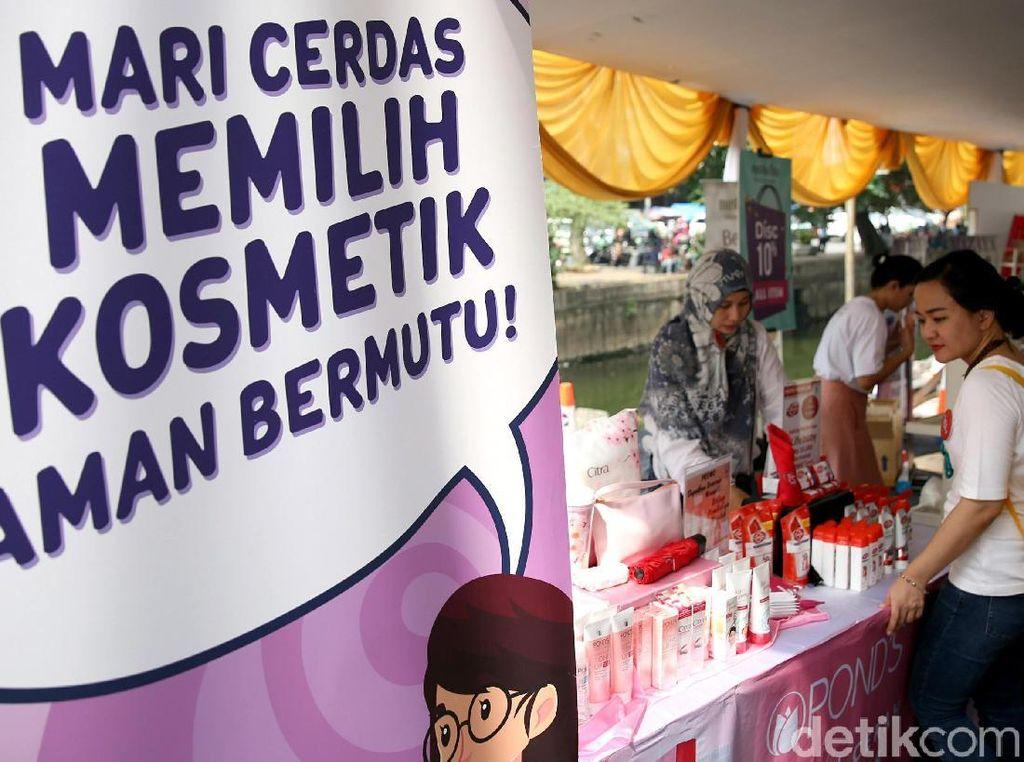 Waspada Kosmetik Berbahaya, Merkuri Masih Jadi Musuh Besar