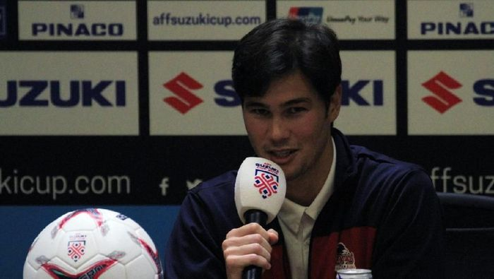 Phil Younghusband, kapten timnas Filipina(dok. PSSI)