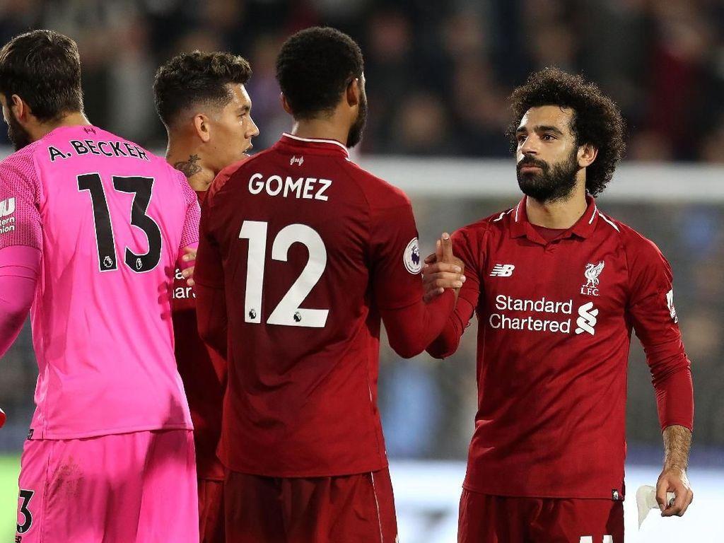 Gomez Pede Liverpool Bisa Lewati Jadwal Padat dengan Mulus