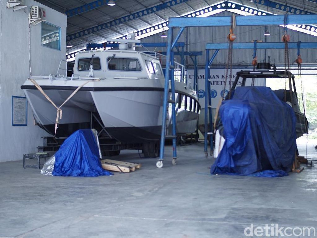 Ini Dia Kapal Made in Banyuwangi yang Diekspor hingga ke Swedia