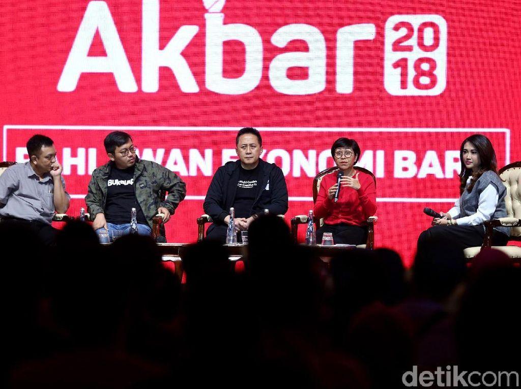 Melihat Para Pahlawan Ekonomi Baru Berkumpul di Kopdar Bukalapak 2018