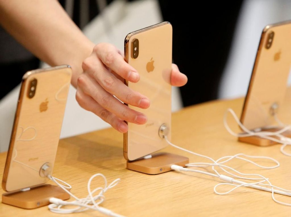 Made in China, iPhone Diintai Bahaya