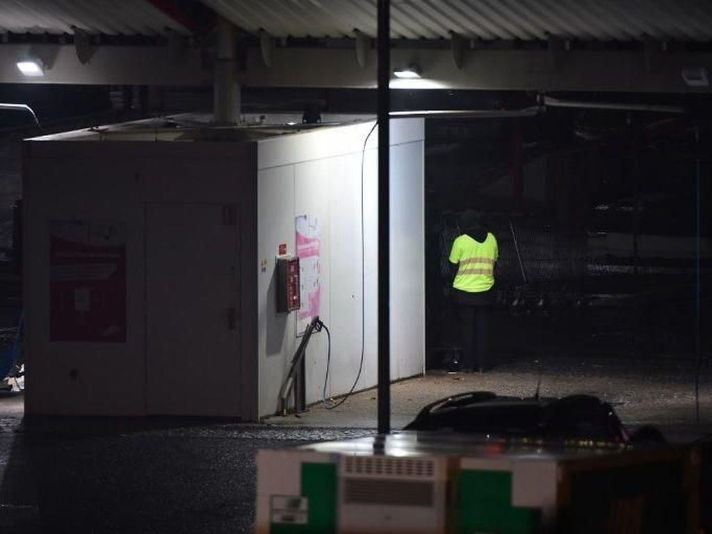 Pria yang Pasang Peledak di Leher Sempat Picu Teror di Prancis
