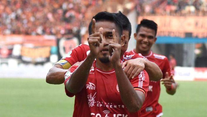 Persija Jakarta berada di puncak klasemen menuju pekan terakhir Liga 1 2018 (Dok. Persija)