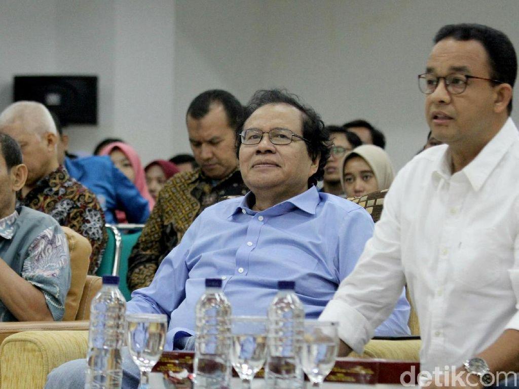 Anies Baswedan Hingga Rizal Ramli Bahas Akademisi Pimpin Negeri