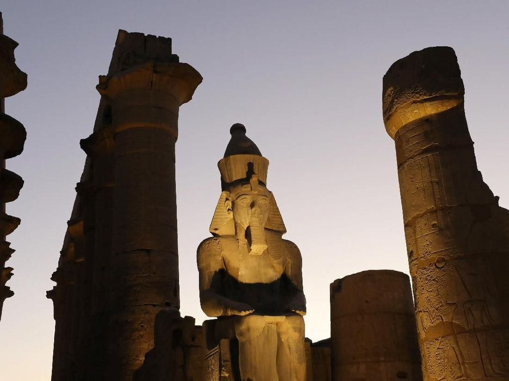 Menggali Sejarah Peradaban Mesir di Kuil Karnak