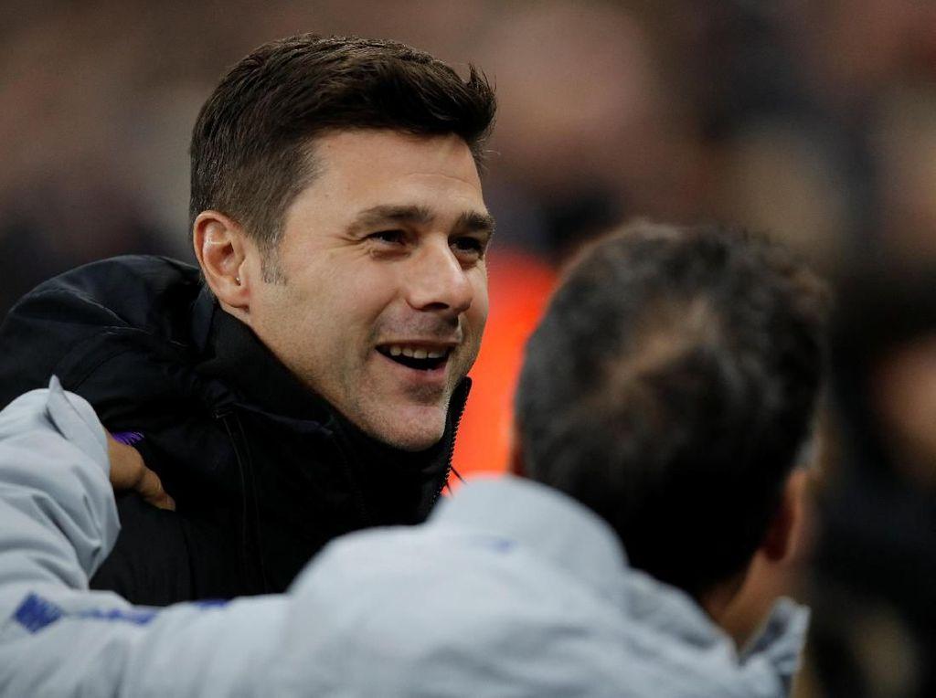 Spurs Kalahkan Chelsea, Pochettino Senang Bukan Main