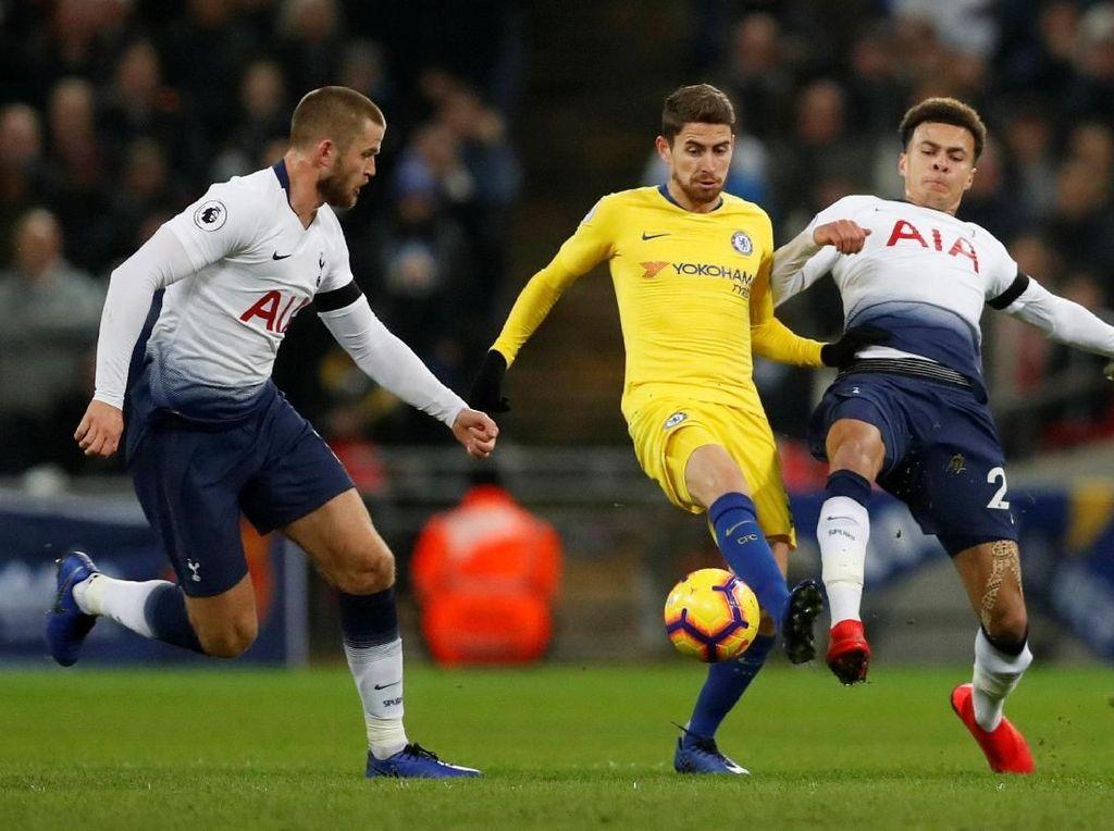 Alli: Rivalitas Spurs-Chelsea Kini Lebih Panas daripada Derby London Utara