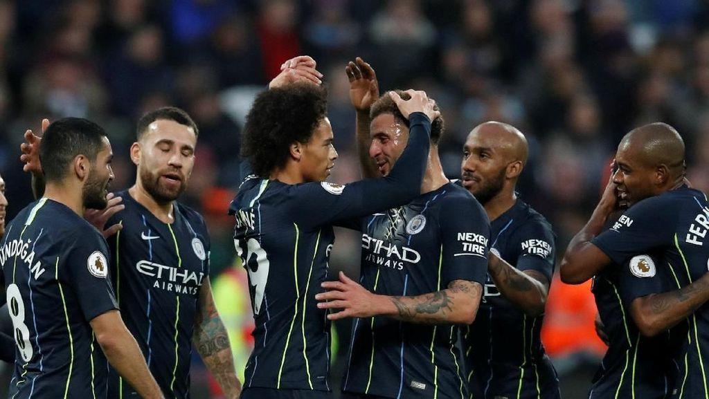 Kapan pun Liverpool Kehilangan Poin, City Harus Siap Menyalip