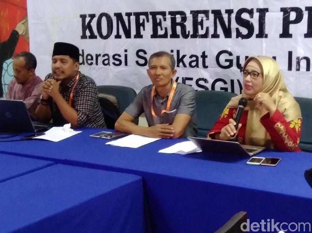 Tolak Politisasi Guru, FSGI Soroti Janji Gaji hingga Impor Pengajar