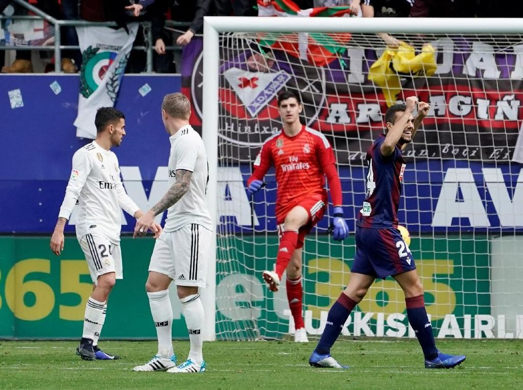 Hari Kelabu Real Madrid