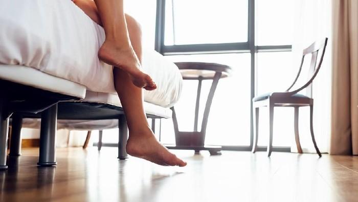 Orang-orang yang optimistis lebih mungkin memenuhi kebutuhan tidur dan jarang mengeluhkan insomnia (Foto: iStock)