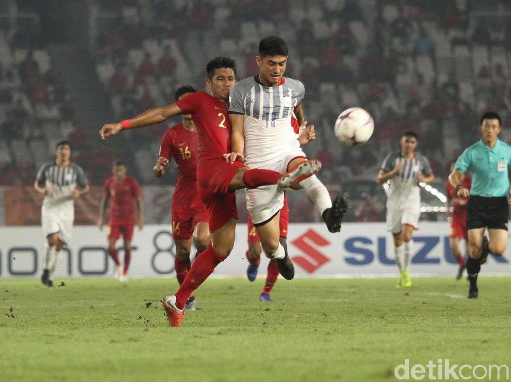 Hasil Piala AFF: Indonesia Vs Filipina Berakhir 0-0