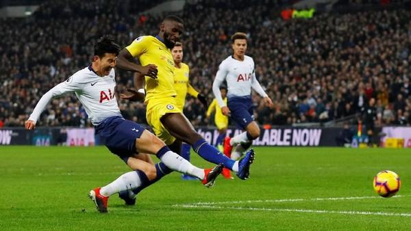 Jika Main Seperti Lawan Chelsea, Spurs Takkan Bisa Dikalahkan Arsenal