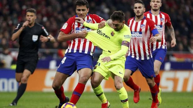 Messi Raja Gol dan Assist di Lima Liga Top Eropa