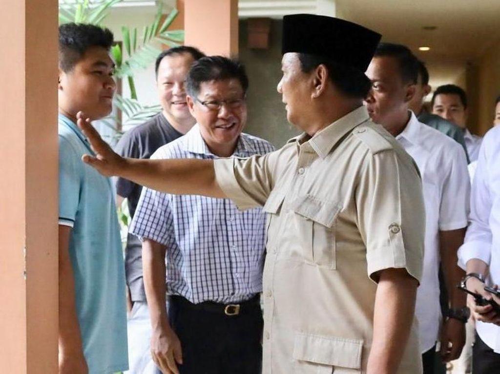 Timses Jelaskan Pernyataan Prabowo soal Kedubes Australia di Israel