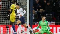 Hasil Tottenham Vs Chelsea: Lilywhites Taklukkan The Blues 3-1