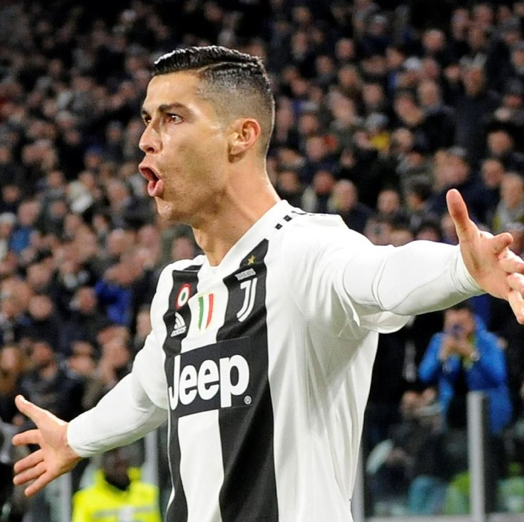 Menunggu Sinar Ronaldo di Derby Turin Pertamanya