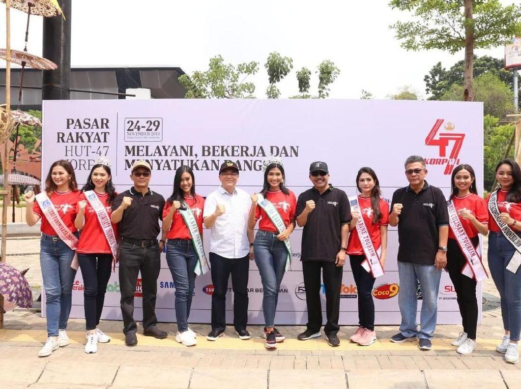 Diskon di HUT Korpri Tegaskan Indonesia Tujuan Wisata Belanja