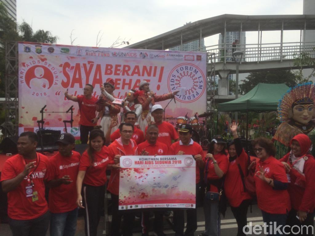 Pemprov DKI Ingin Tingkatkan Kesadaran Pemuda soal Bahaya HIV/AIDS