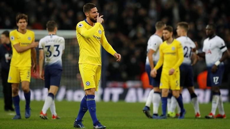 Chelsea Menelan Kekalahan Pertamanya Di Premier League Musim Ini Usai Ditaklukkan Tottenham Hotspur