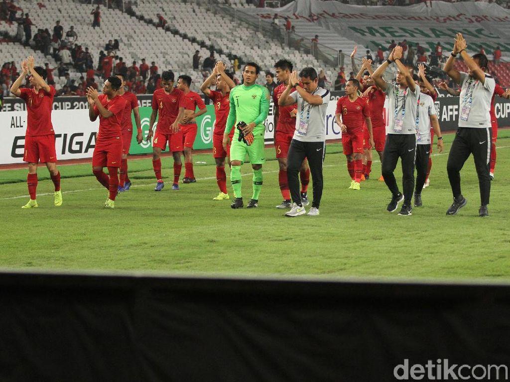 Para Junior Sudah, Kapan Timnas Senior Indonesia Juara Piala AFF?