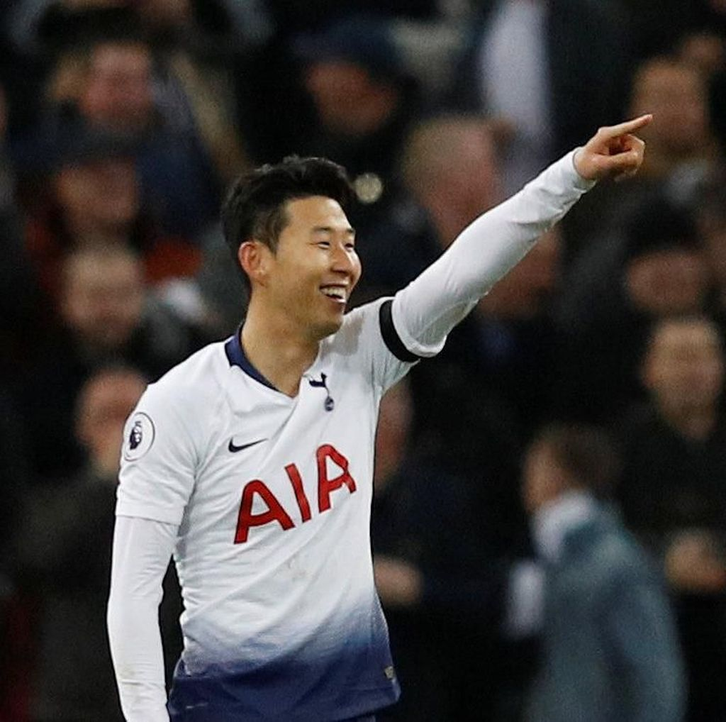 Tenang Spurs, Son Gak Bakal Cape