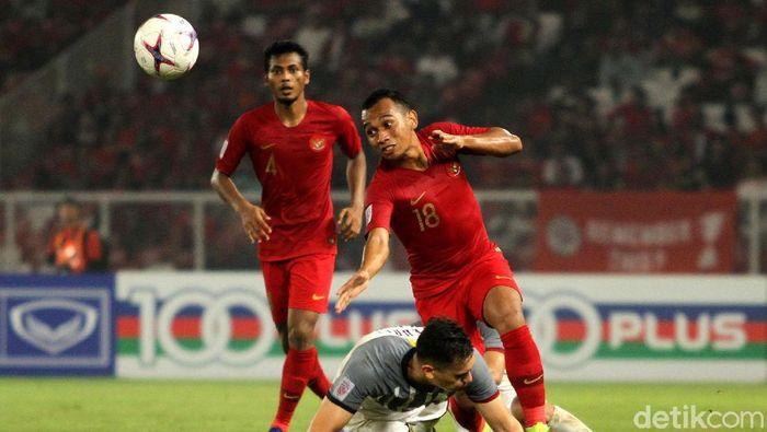 Timnas Indonesia bisakah berprestasi di bawah Simon McMenemy (Rifkianto Nugroho/detikSport)