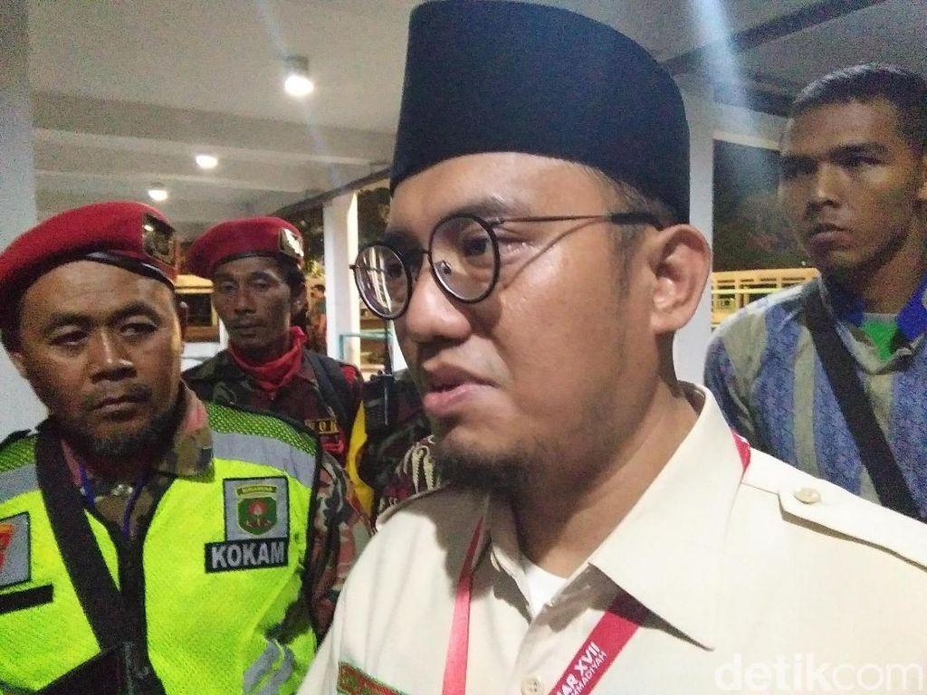 Pintu Tertutup Bagi Dahnil Jadi Pengurus Pemuda Muhammadiyah Lagi