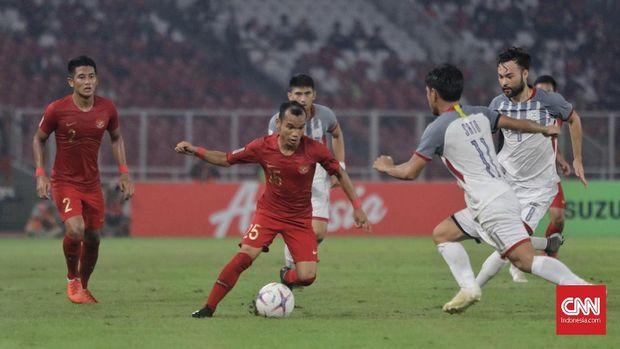Timnas Filipina banyak diperkuat pemain keturunan di Piala AFF 2018.