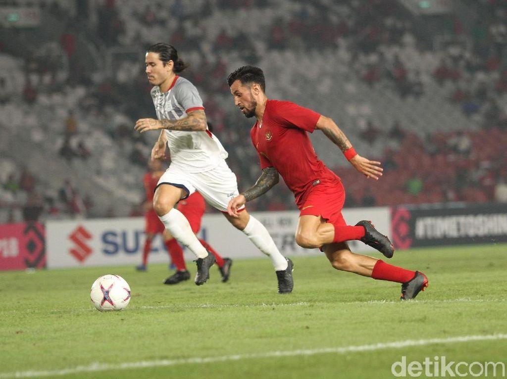 Thailand dan Filipina ke Semifinal Piala AFF 2018